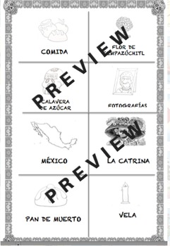 Day of the Dead: Bingo / Lotería
