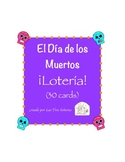 Day of the Dead Bingo/Dia de los Muertos Lotería Game