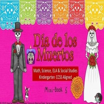 Day of the Dead Book 5  Mexico, Guatemala, Ecuador CCSS Aligned