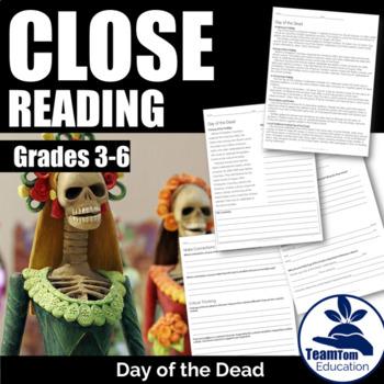 Day of the Dead Close Reading (Dia de los Muertos)