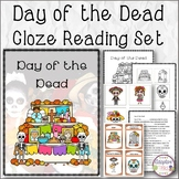 Day of the Dead Cloze Reading