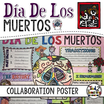 Day of the Dead Collaborative Activity
