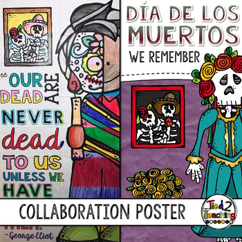 Day of the Dead Collaborative Poster Activity