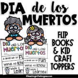 Day of the Dead Activity Craft Flip Book
