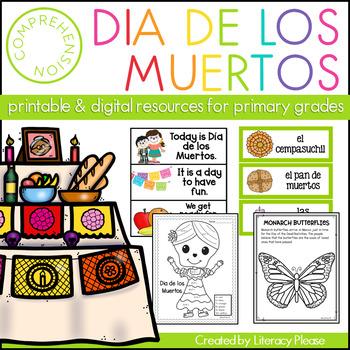 Day of the Dead Craftivities (Dia de los Muertos)