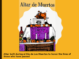 Day of the Dead- Cultural unit - Interactive & Activity Package