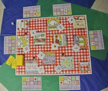 Day of the Dead Culture Board Game (Hard Good)