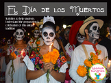 Day of the Dead (Día de los Muertos) Culture & Activity Packet