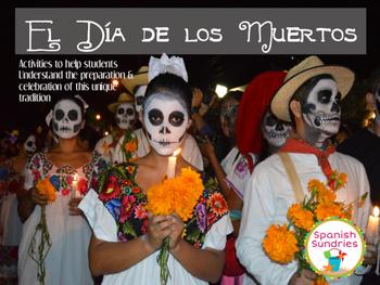 Day of the Dead (Día de los Muertos) Culture & Activity Packet