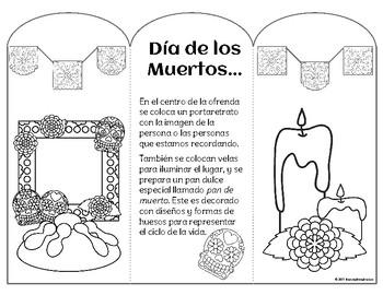 Day of the Dead - Día de los Muertos - Triptychs