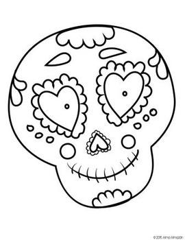Day of the Dead Dia De Los Muertos Teacher Book and Little Reader