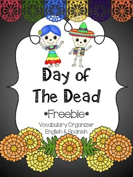 Day of the Dead * Dia de Los Muertos {DUAL FREEBiE}