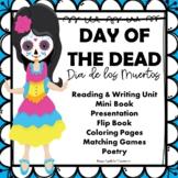 Day of the Dead - Dia de Los Muertos - Lit Reading & Writing Unit - Halloween