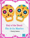 Day of the Dead - Día de los Muertos Bilingual Poetry Less