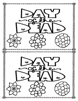 Day of the Dead*Día de los Muertos*English & Spanish* Power Point