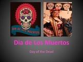 Day of the Dead /Dia de los Muertos History and Art Activity