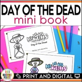 Day of the Dead / Dia de los Muertos Mini Book