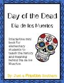 Day of the Dead / Dia de los Muertos Mini-book