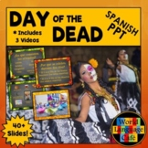 Día de los Muertos, Spanish Day of the Dead PowerPoint Pre