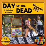 English Day of the Dead PowerPoint and Video Links
