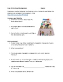Day of the Dead / Dia de los Muertos Reading Guide Web Assignment