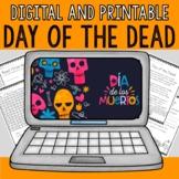 Day of the Dead Dia de los Muertos Digital and Printable