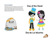 Day of the Dead/Dia de los Muertos Speech packet