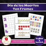 Day of the Dead / Dia de los Muertos Ten Frames