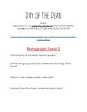 Day of the Dead Dias De Las Muertos