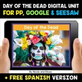 Day of the Dead Digital Activities for Google and Seesaw -