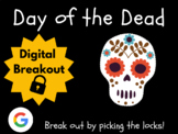 Day of the Dead - Digital Breakout! (Distance Learning, Go