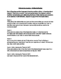 Day of the Dead Essay/Expository Writing Prompts