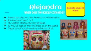 Day of the Dead: Video, quiz, and presentation