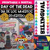 Day of the Dead Fun - Dia de los Muertos Divertido - Printables - Set 1 - Dual