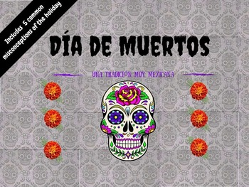 Day of the Dead: Informative Lesson Plan & PowerPoint