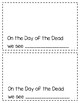 Day of the Dead Interactive Book--English version