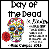 Day of the Dead Kindergarten