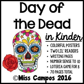 Day of the Dead Kindergarten