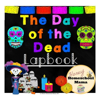 Day of the Dead Lapbook with Reading