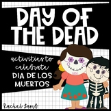 Day of the Dead ELA Literacy and Writing Craftivities!