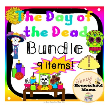 Day of the Dead Mega Bundle!