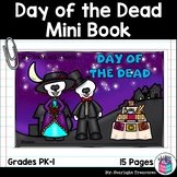 Day of the Dead Mini Book for Early Readers - Dia de los Muertos