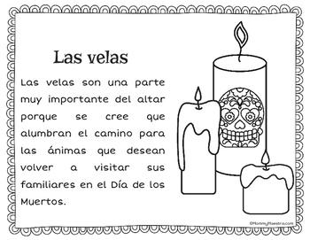 Day of the Dead - Día de los Muertos - Minibook