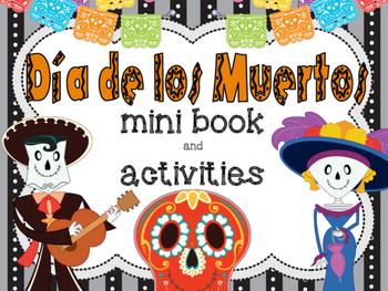 Dia de los Muertos Minibook and Activities