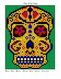 Day of the Dead Mystery Mosaic