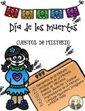 Day of the Dead Mystery Writing  ~  Día de los muertos (Cuentos de misterio)