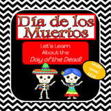 Day of the Dead Nonfiction Passage and Question Set - Uppe