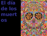 Day of the Dead PPT in SPANISH