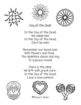 Day of the Dead Poem