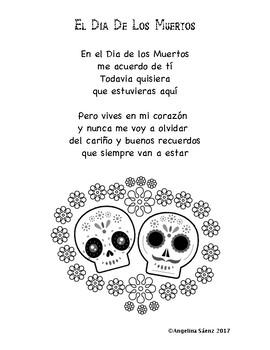 Day of the Dead Poem / Poema del Dia de los Muertos